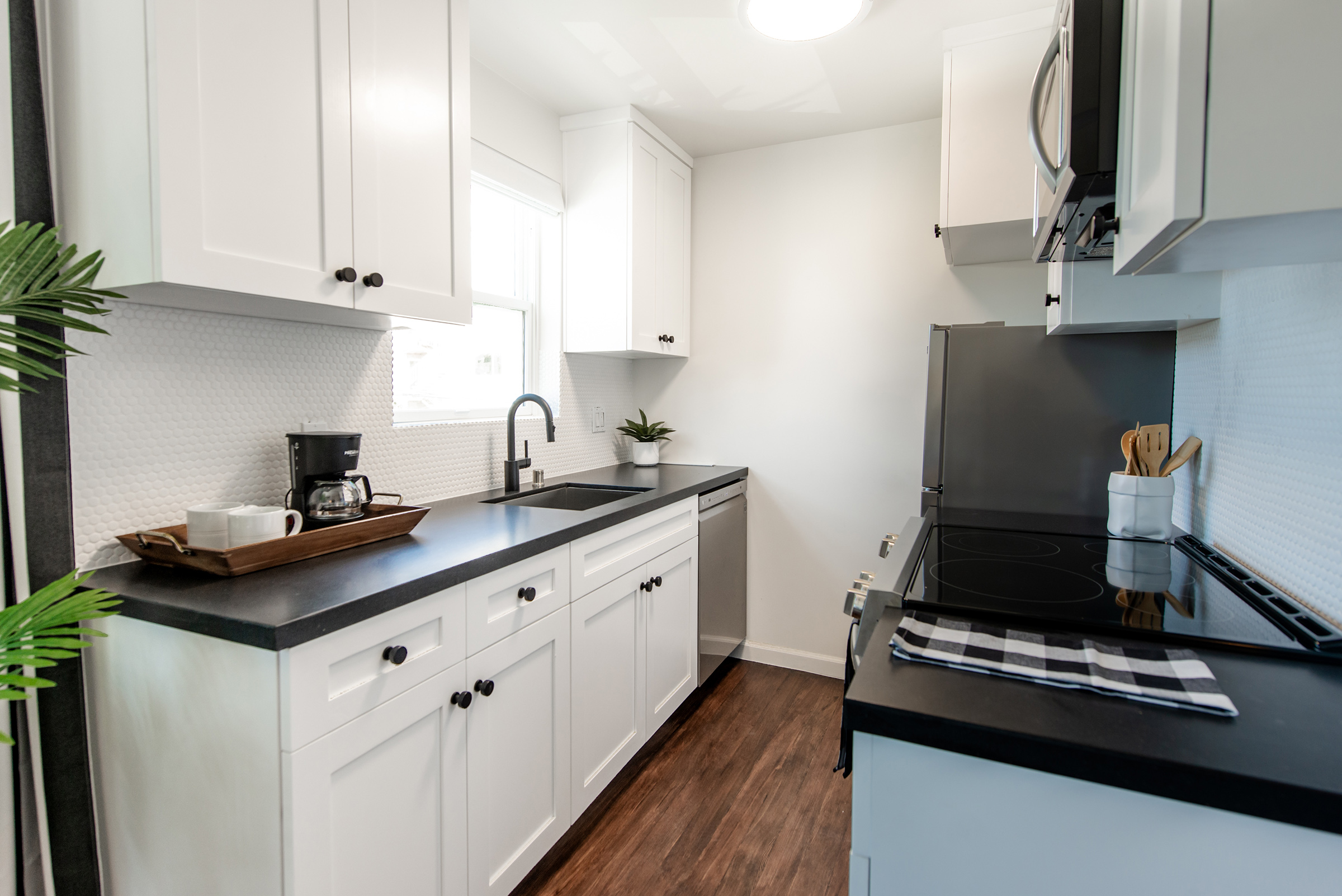 The Purser Studio Suite Fully Equipped Kitchen