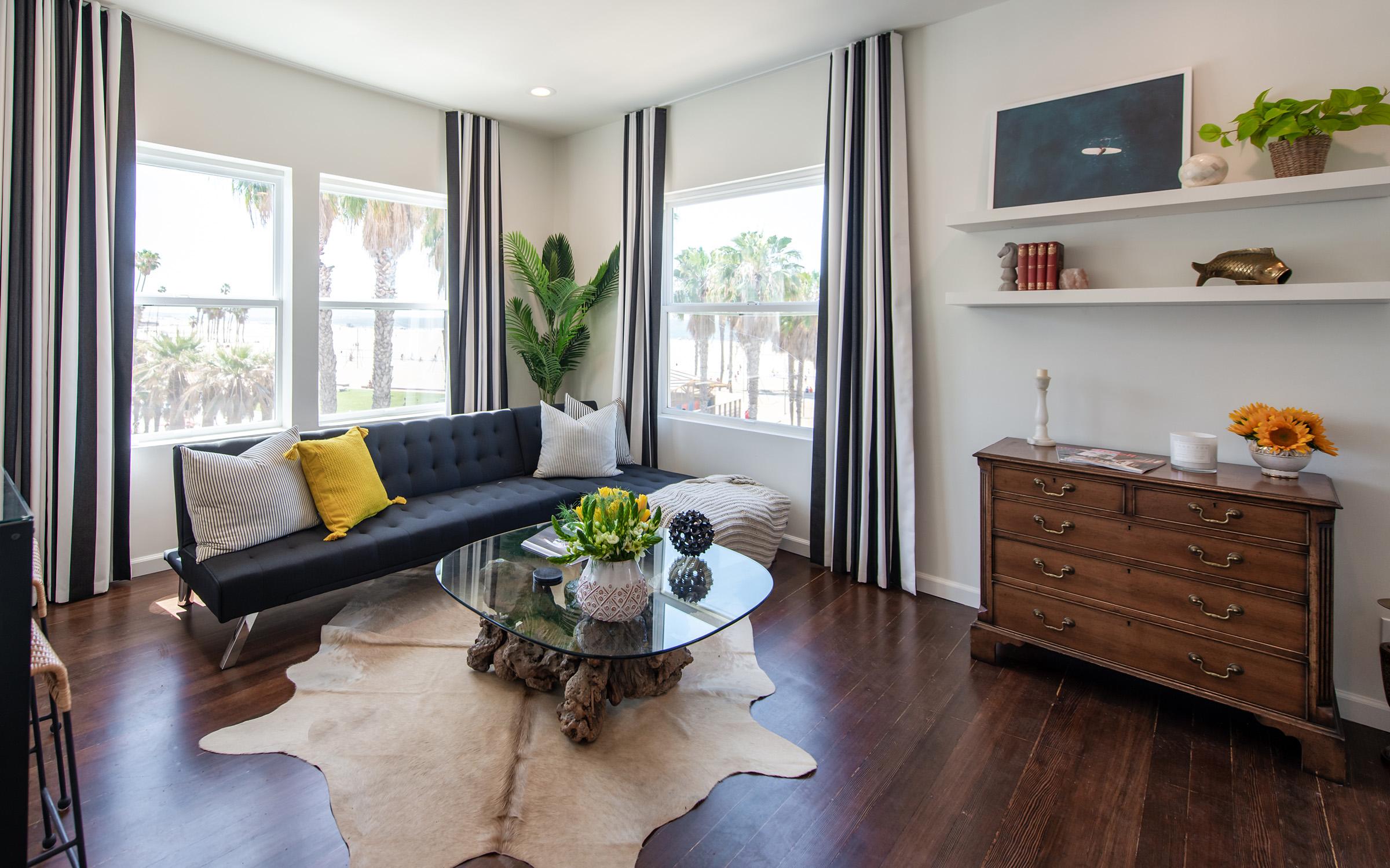 One Bedroom Suite on Santa Monica Beach